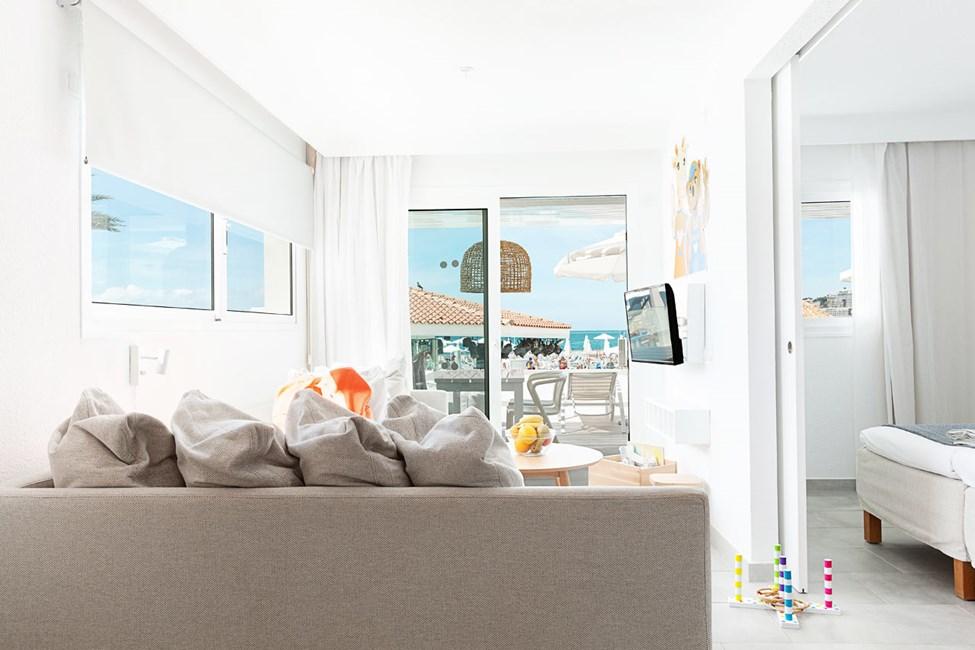 2-romsleilighet LOLLO & BERNIE SUITE med balkong med havutsikt