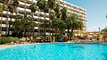 All Inclusive på hotell Bull Eugenia Victoria & Spa.