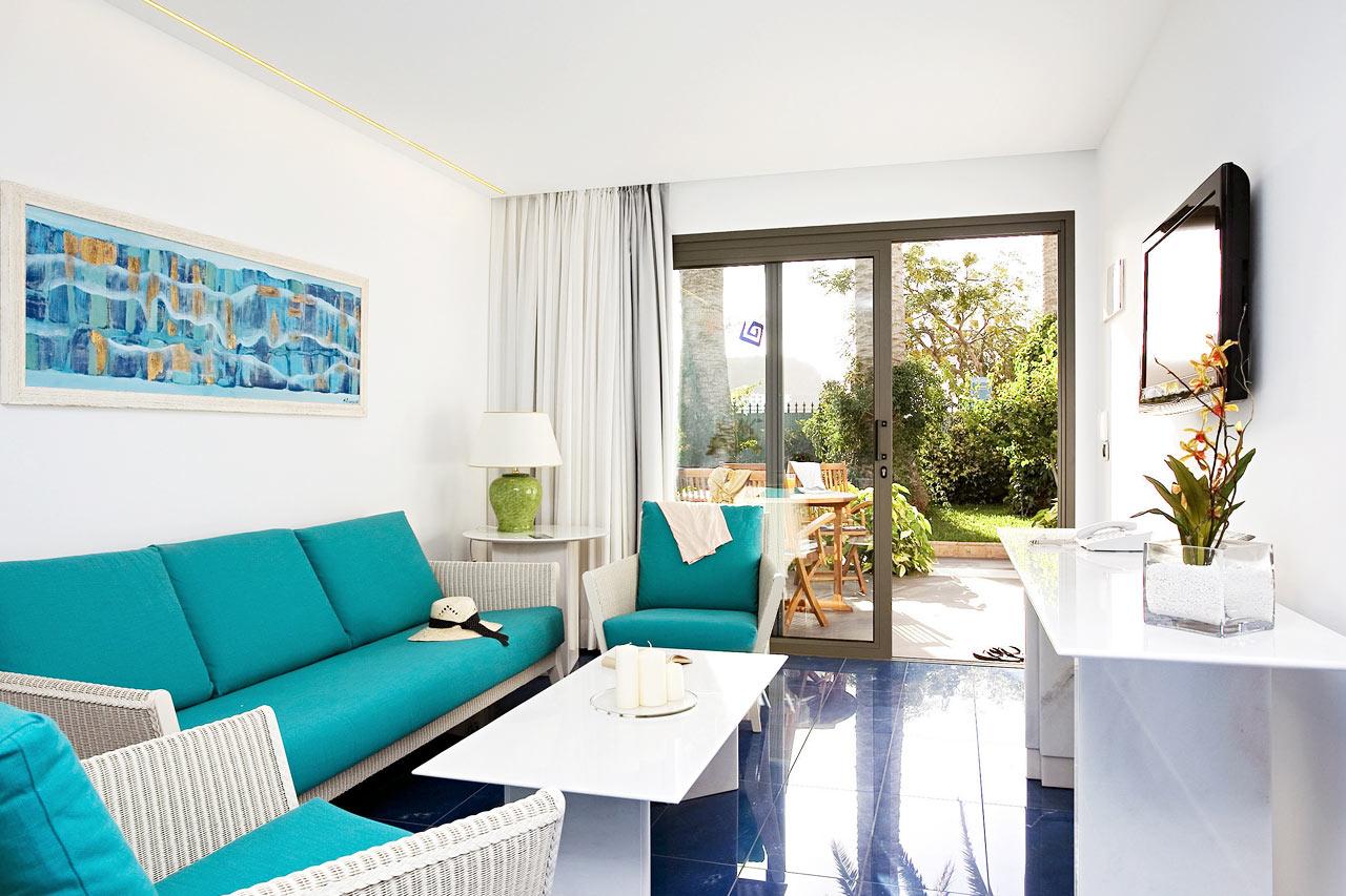 2- og 3-romsleiligheter og bungalower med høyere standard