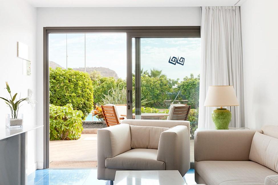 3-romsleilighet i bungalow med høyere standard og terrasse