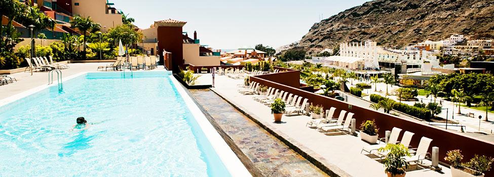 Cordial Mogan Valle, Puerto de Mogán, Gran Canaria, Kanariøyene