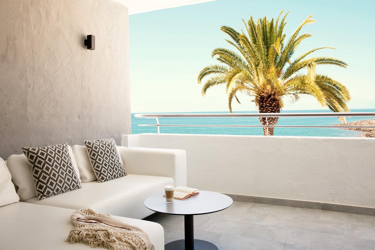 2-roms Club Suite med balkong og havutsikt
