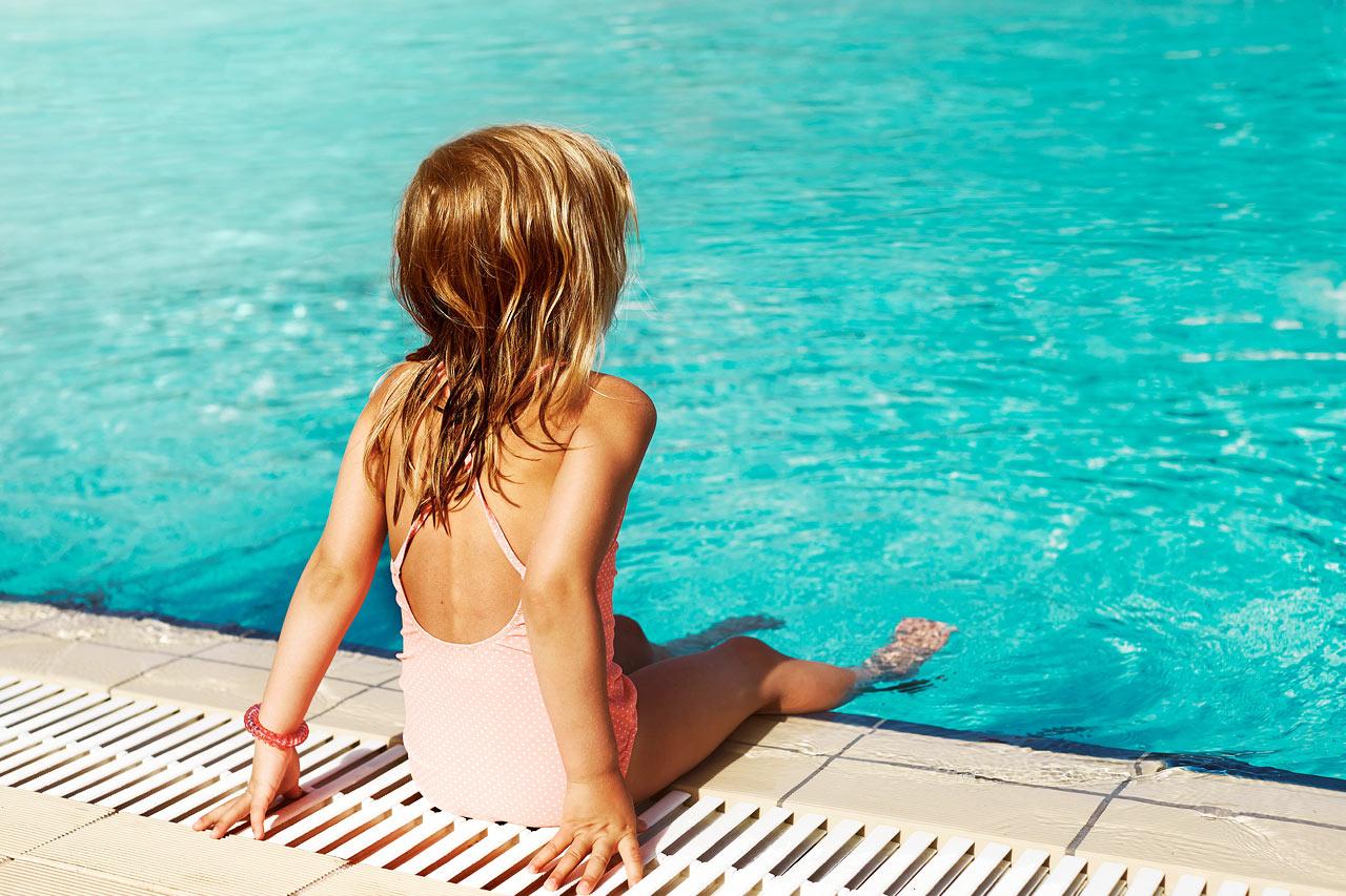 På Ocean Beach Club - Gran Canaria er det flere herlige basseng for både store og små