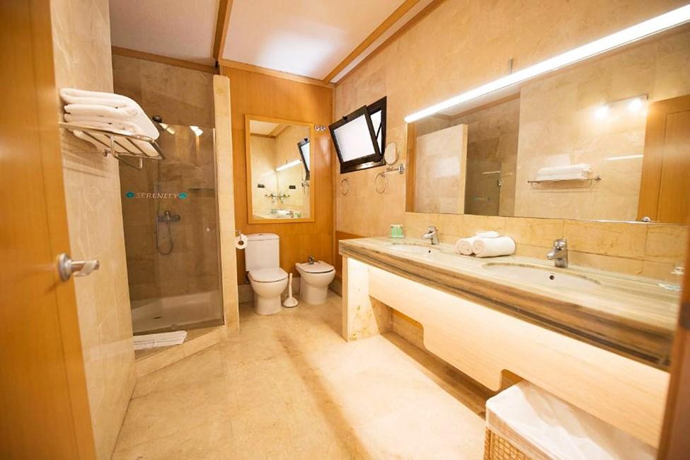 Eksempel på bad i leilighet
