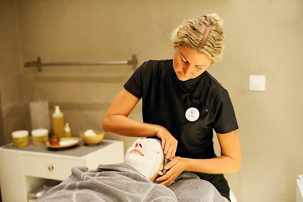 Suprime Spa tilbyr herlige behandlinger for hele kroppen.