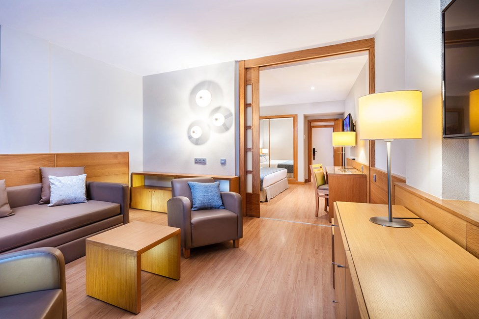 Dobbeltrom juniorsuite