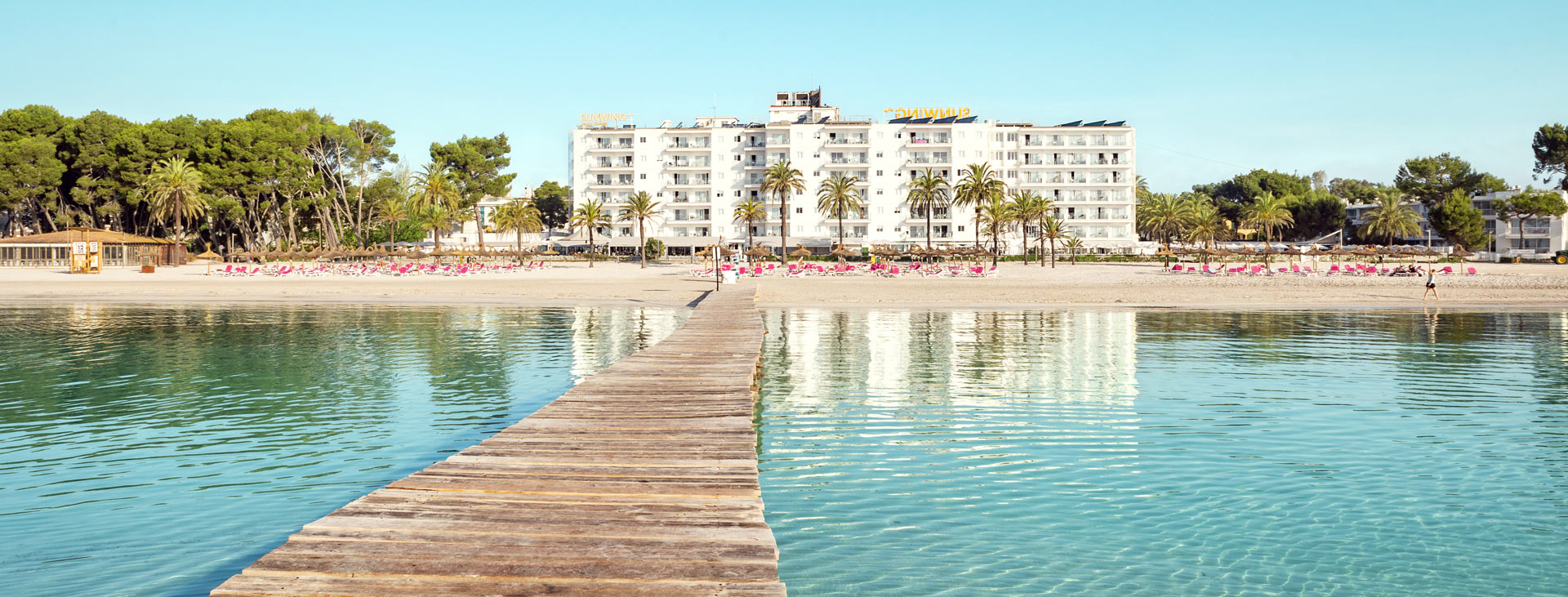 Sunwing Alcudia Beach, Alcudia, Mallorca, Spania