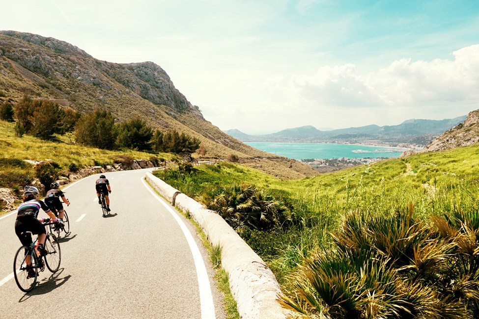 Mallorca et godt valg for deg som liker å sykle