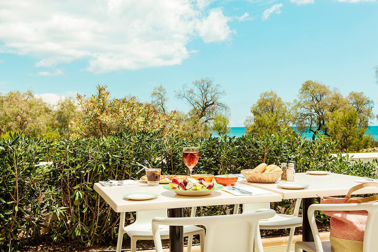 Spis godt i hotellets nye vertshus Antonio's Kitchen & Grill