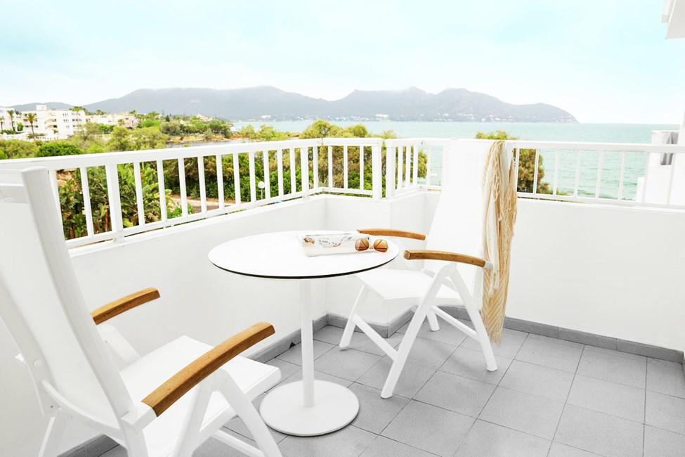 2-romsleilighet Royal Family Suite, balkong med havutsikt, Jasmin