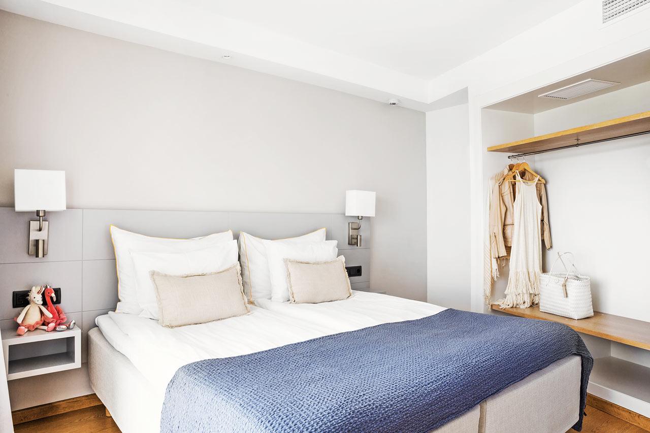 2-romsleilighet Royal Family Suite, balkong med havutsikt, Bouganvilla