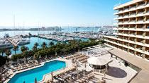 Meliá Palma Marina – et av våre mest romantiske hotell.