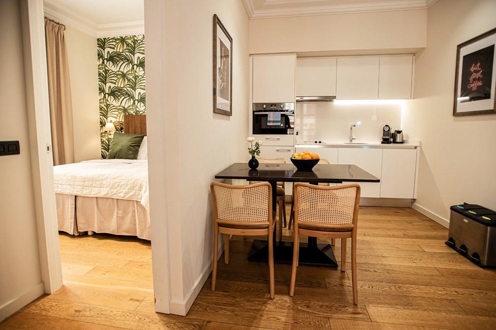 2-romsleilighet suite