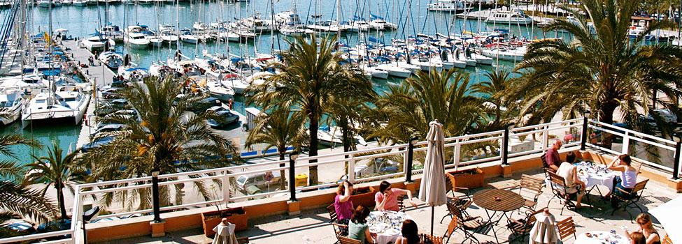Mirador, Palma, Mallorca, Spania