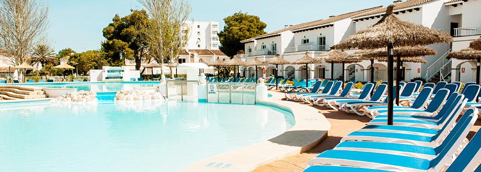 Sea Club, Alcudia, Mallorca, Spania