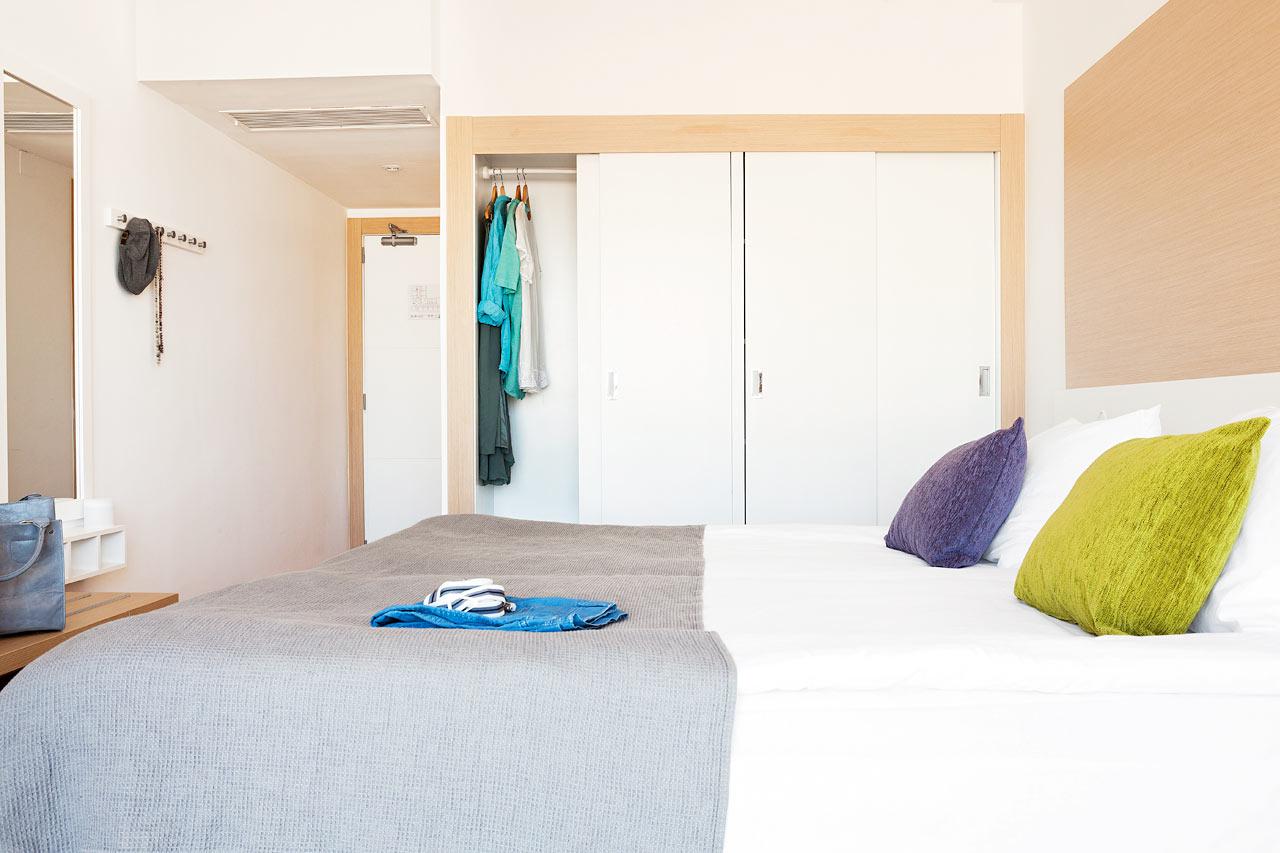 Prime Room med balkong mot omgivelsene