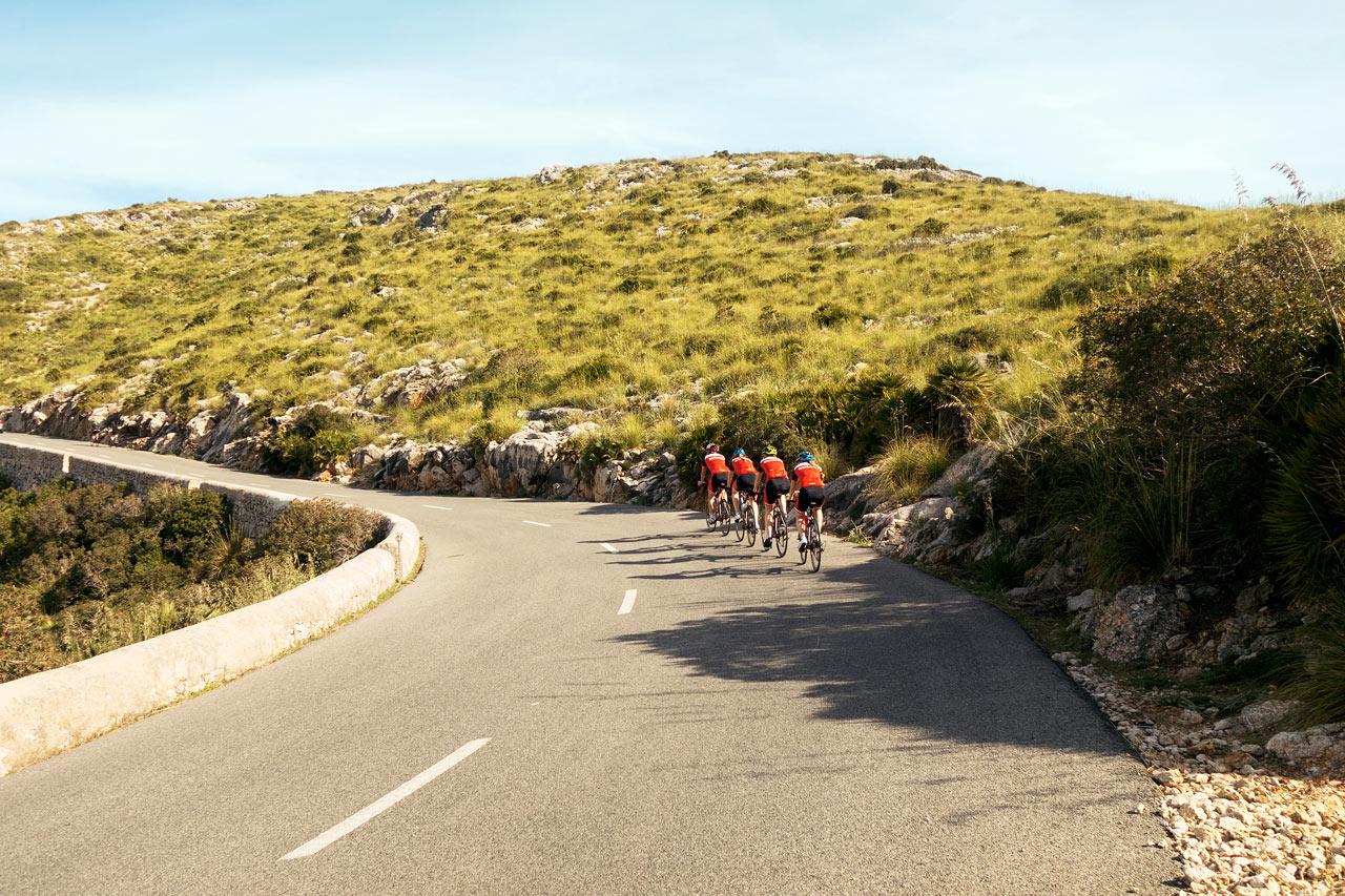 Bli med på sykkeltrening med Ving og TriFit på Mallorca!