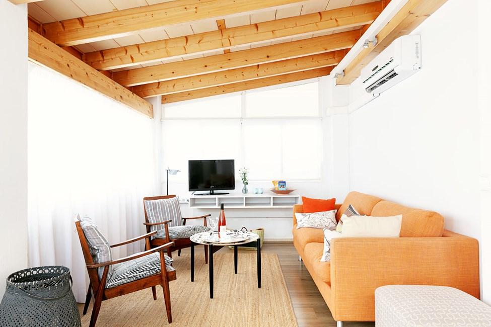 2-roms junior suite, stor balkong med havutsikt