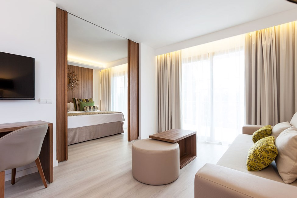 2-romsleilighet suite eller 3-romsleilighet suite
