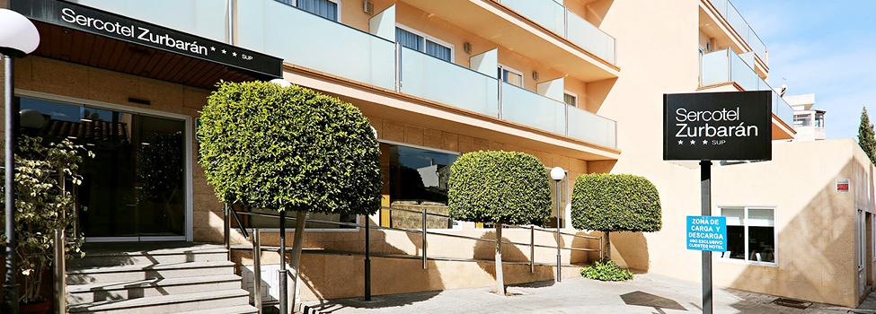 Sercotel Zurbarán, Palma, Mallorca, Spania