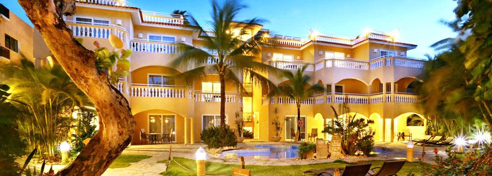 Villa Taina, Cabarete, Den dominikanske republikk, Karibia