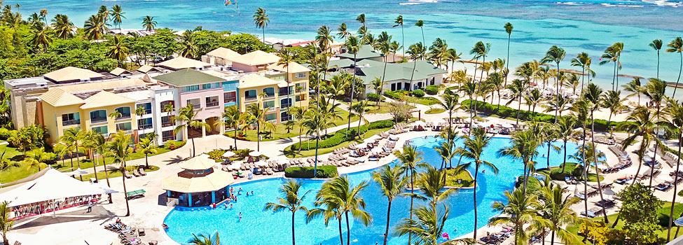 Ocean Blue & Sand, Punta Cana, Den dominikanske republikk, Karibia