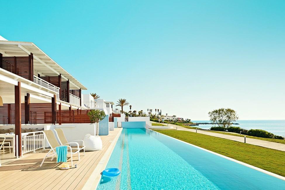 Royal Pool Suite med direkte utgang til basseng, Triton