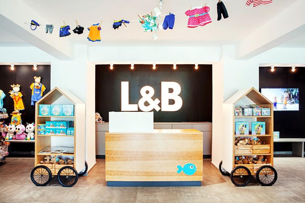 Velkommen til den første Lollo & Bernie-butikken!