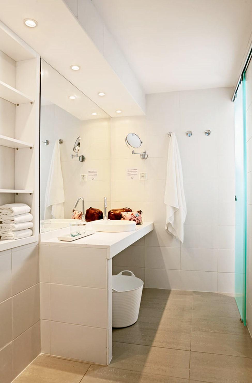3-romsleilighet Royal Pool Suite med stor terrasse, havutsikt og utgang til privat, delt basseng, Triton
