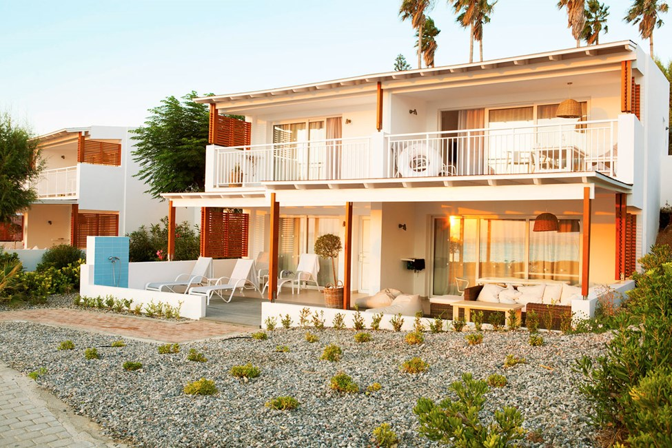 Royal Lounge Suites i Poseidon, de nærmest havet