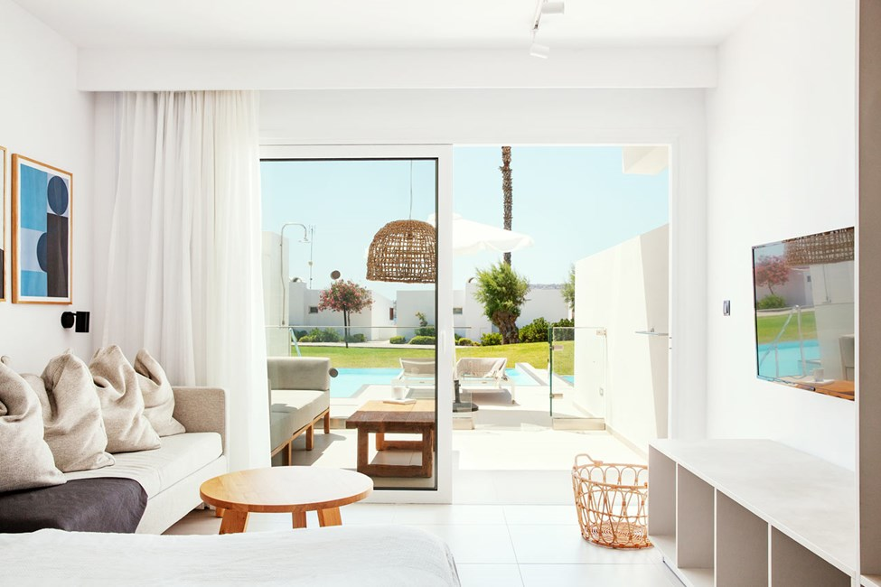 1-romsleilighet Royal Pool Suite, Ariadne