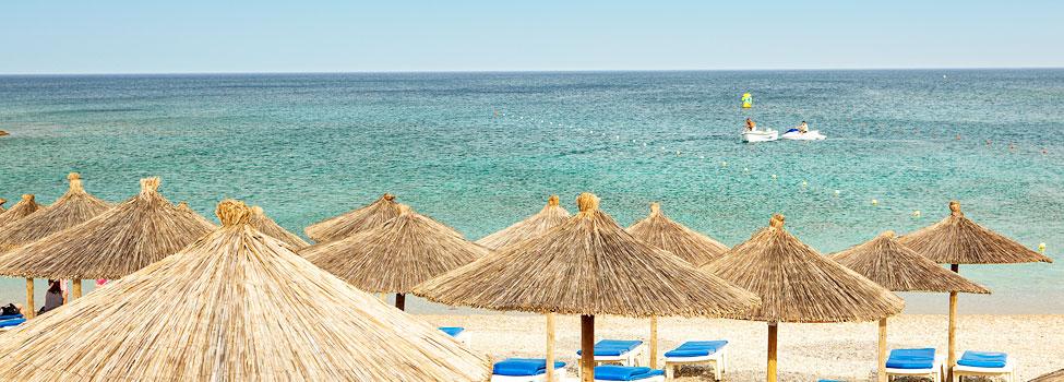 Eden Roc Resort, Kallithea, Rhodos, Hellas