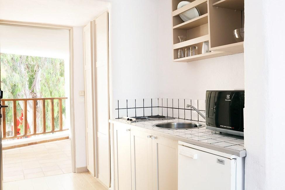 Junior Suite, utformingen av kjøkkenkroken kan variere