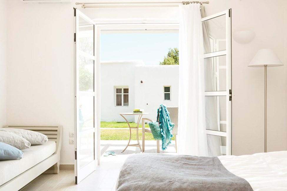 Classic Suite med terrasse – innredningen kan variere