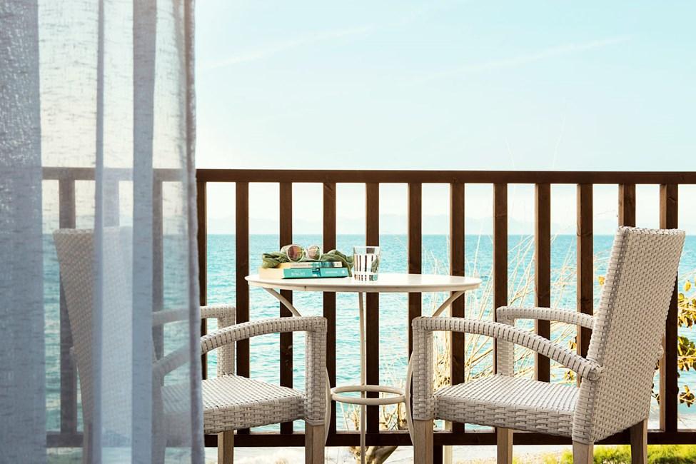 Classic Suite, balkong med havutsikt