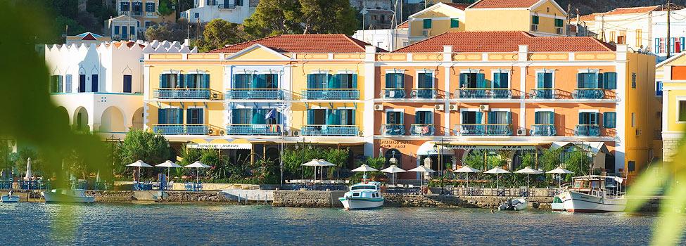 Nireus, Symi, Hellas