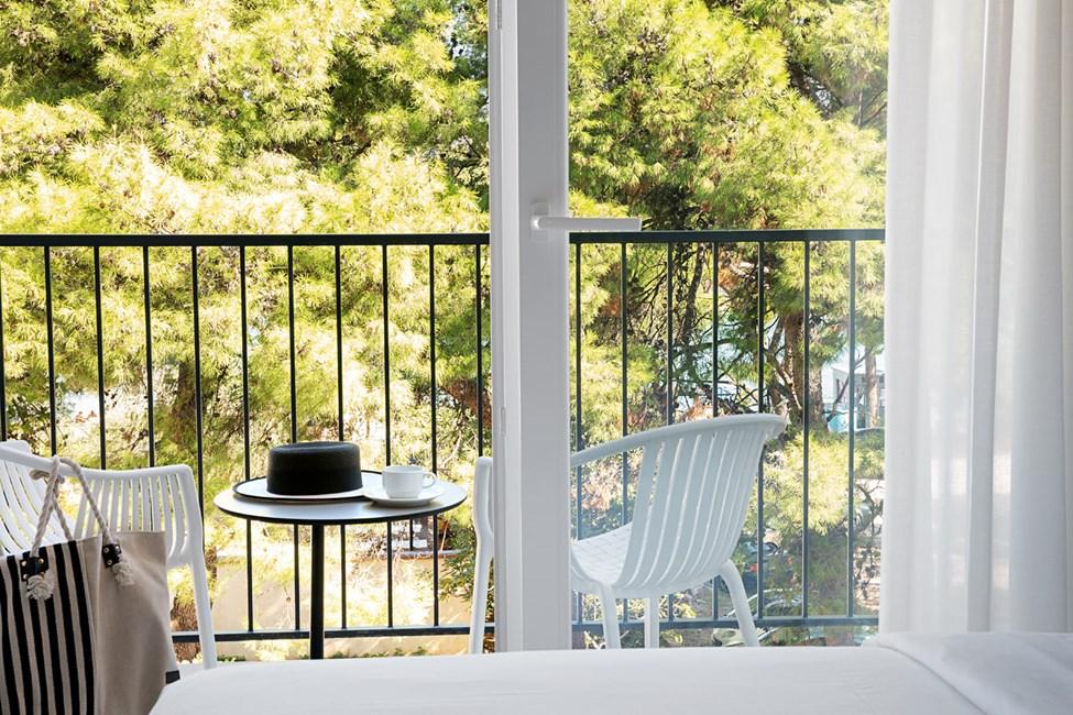 2-romsleilighet med balkong mot hagen, Noa Roko-området