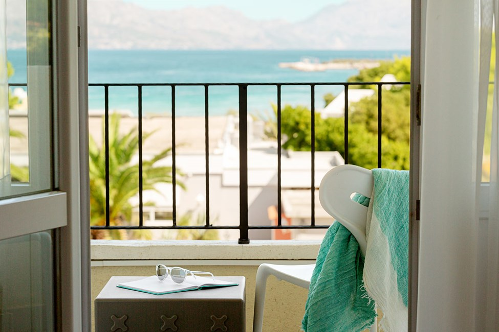 Dobbeltrom med balkong eller terrasse og All Inclusive