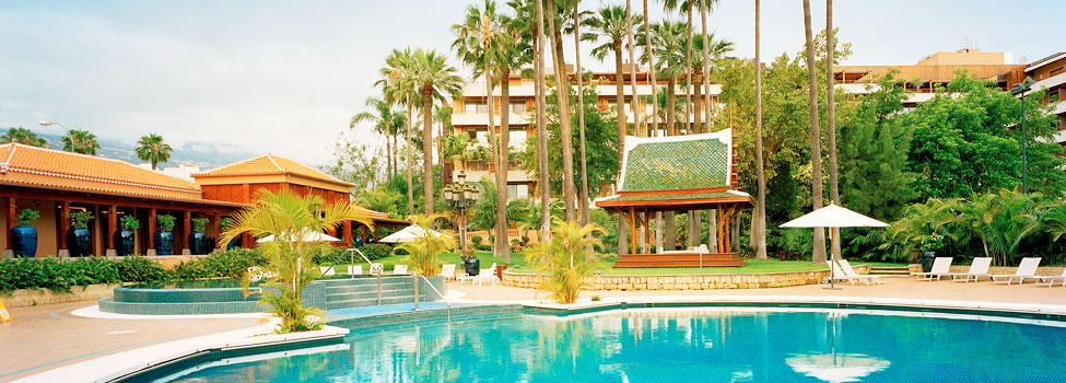 Hotel Botanico, Puerto de la Cruz, Tenerife, Kanariøyene