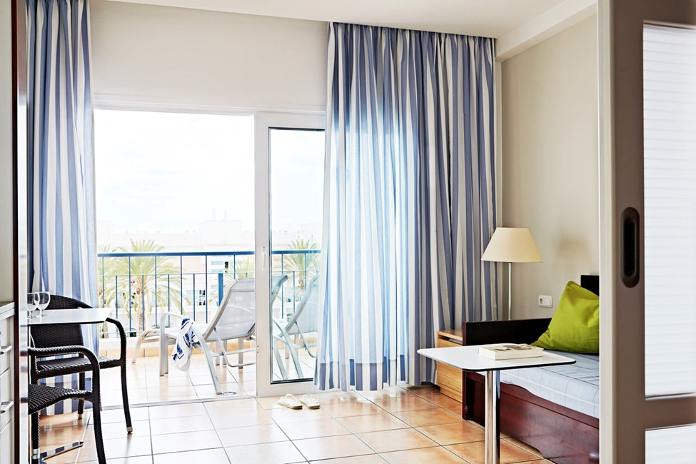 Royal Family Suite med balkong
