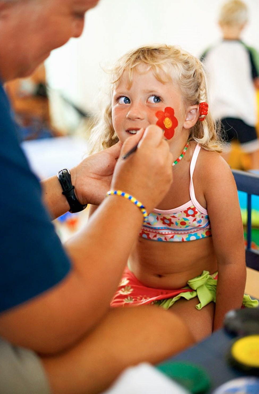 I Lollo & Bernies Mini Land er det massevis av aktiviteter for barna