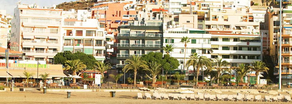 Solmar, Los Cristianos, Tenerife, Kanariøyene