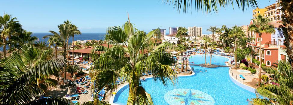 Sunlight Bahia Principe Tenerife, Playa Paraiso, Tenerife, Kanariøyene