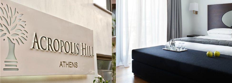 Acropolis Hill Hotel, Athen, Hellas