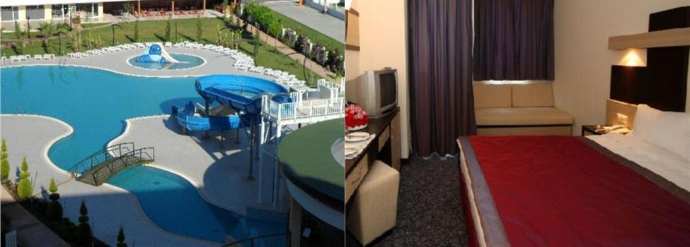 Maya Melissa Garden Hotel, Belek, Antalya-området, Tyrkia