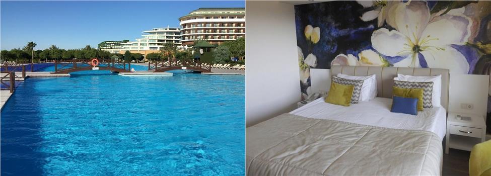 Voyage Belek Golf and Spa, Belek, Antalya-området, Tyrkia