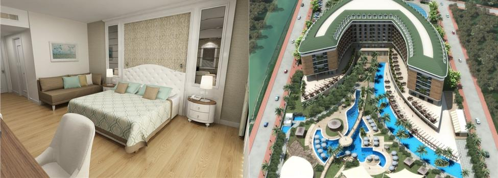 Aska Lara Resort and Spa, Antalya, Antalya-området, Tyrkia