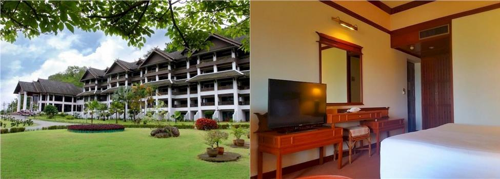 Imperial Golden Triangle Resort, Chiang Rai, Nord-Thailand, Thailand