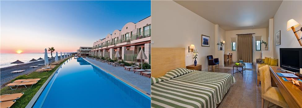 Giannoulis Grand Bay Beach Resort, Chaniakysten, Kolimbari, Kreta, Hellas