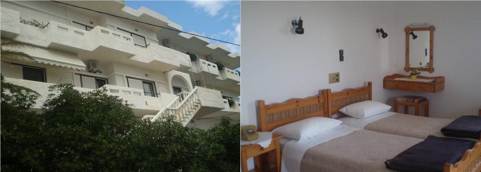 Aeolos Apartments, Chaniakysten, Kolimbari, Kreta, Hellas
